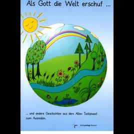 Als Gott die Welt erschuf… (Malbuch)