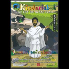Kinderbibel – Jesus ist auferstanden (Teil 3) CD-ROM