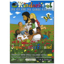 Kinderbibel – Jesus, unser Freund (Teil 2) CD-ROM