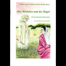 Das Mädchen und der Engel CD und Liedheft