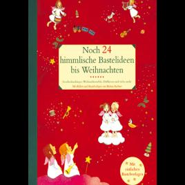 Noch 24 himmlische Bastelideen bis Weihnachten