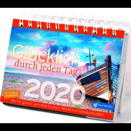 Steyler Tischkalender: Glücklich durch jeden Tag 2020