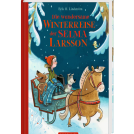 Die wundersame Winterreise der Selma Larsson